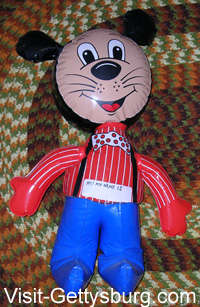Country Mouse Inflatable Toy