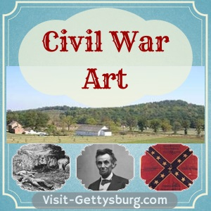 Featured Photo: Civil War Art