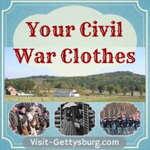 Featured Photo: Civil War Clothing