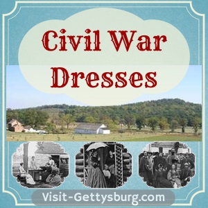 Featured Photo: Civil War Dresses