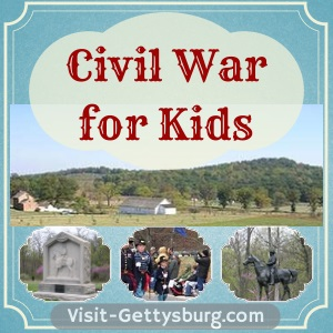 Featured Photo: Civil War for Kids
