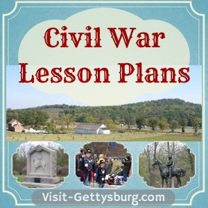 Featured Photo: Civil War Lesson Plans