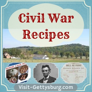 Featured Photo: Civil War Recipes