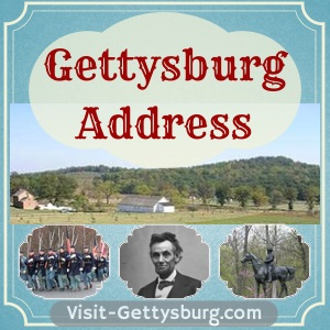 Featured Photo: Gettysburg Address