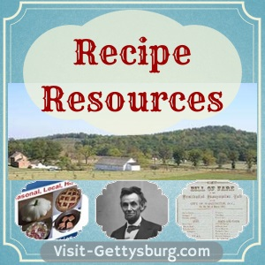 Featured Photo: Recipe Resources