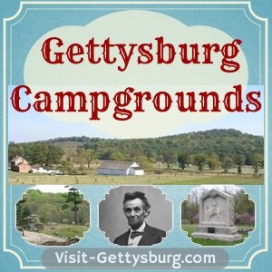 Featured Photo: Gettysburg Campgrounds