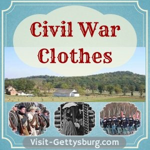 Featured Photo: Civil War Clothes