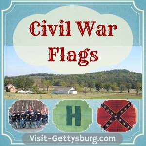 Featured Photo: Civil War Flags
