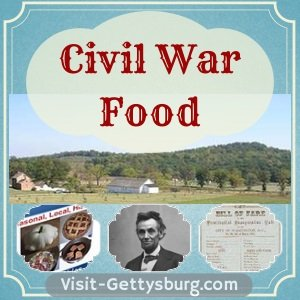 Featured Photo: Civil War Food