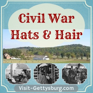 Featured Photo: Civil War Hats