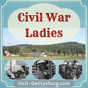 Featured Photo: Civil War Ladies