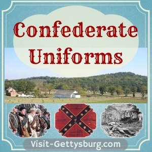 Featured Photo: Confederate Uniforms