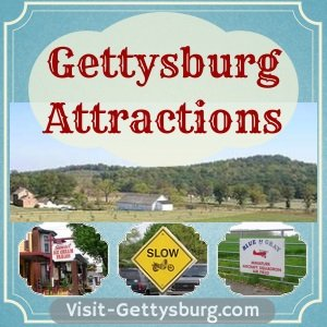 Featured Photo: Gettysburg Attractions