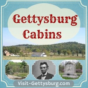 Featured Photo: Gettysburg Cabins