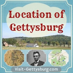 Featured Photo: Location of Gettysburg