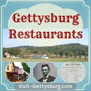 Featured Photo: Gettysburg Restaurants