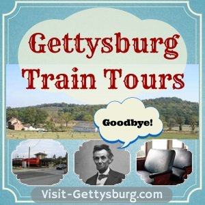 Featured Photo: Gettysburg Train Tours