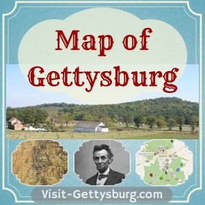 Featured Photo: Map of Gettysburg
