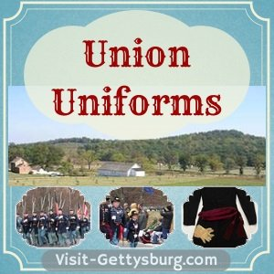 Featured Photo: Civil War Union Uniforms