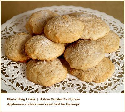 Applesauce Cookies Visit Gettysburg